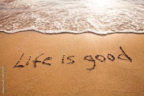 Fotografie, Obraz  Koncept pozitivní myšlení
