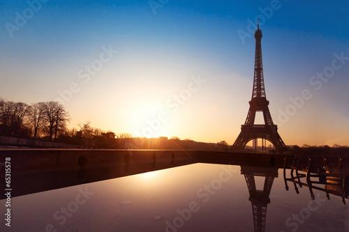 Papiers peints Paris beautiful view of Paris, France
