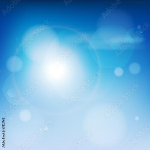 Fototapeta niebo wektor obraz