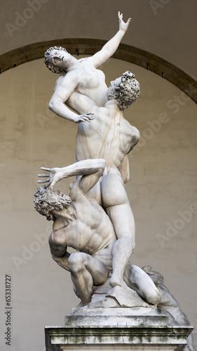 Photo  The Rape of the Sabine Women