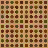Abstract vector background - Brown