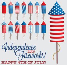Independence Day Cracker Set I...