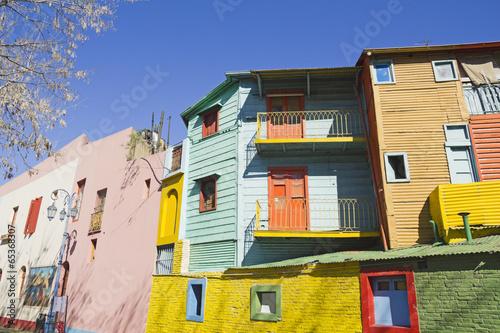 Keuken foto achterwand Buenos Aires Caminito, La Boca district, Buenos Aires, Argentina
