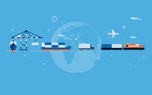 World Transportation Concept