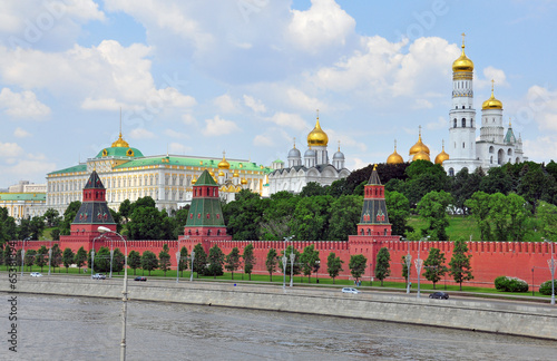 Photo  Moscow city centre