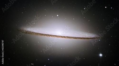 Deurstickers Nasa galaxy