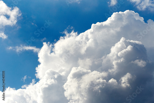 Canvas Prints Heaven Sky background