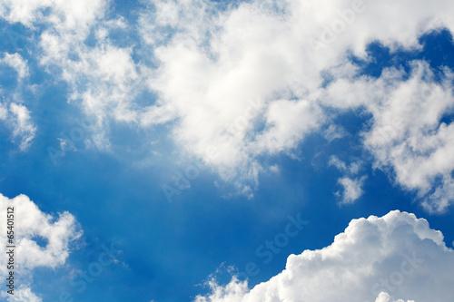 Fototapeta niebo perfekcyjnie-blekitne-niebo