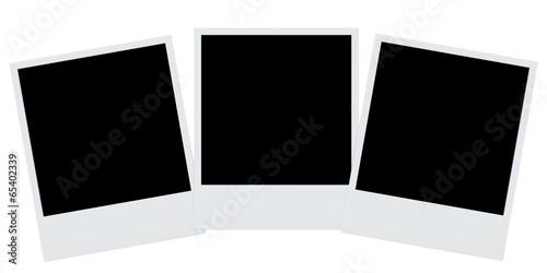 Fototapeta photo frames isolated obraz na płótnie