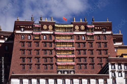 Fotografie, Obraz  Potala Palace - Lhasa - Tibet