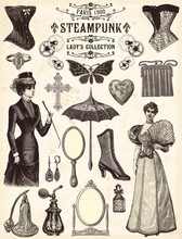 Steampunk Lady's Collection
