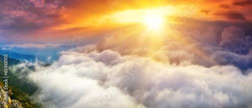Cuadros en Lienzo Небеса