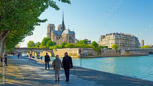 Poster Paris Notre Dame Paris