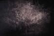 canvas print picture - Dark grunge background with scratches