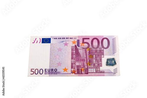 Fotografering  Euro money