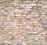 Modern stone wall texture background