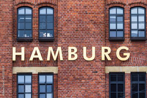 Fotografía  Speicherstadt, Hamburg, Germany