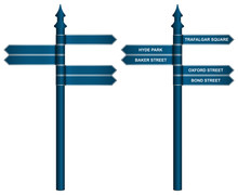 London City Signboards Template