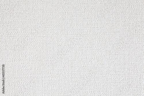 Obraz na plátně texture from white coarse canvas texture