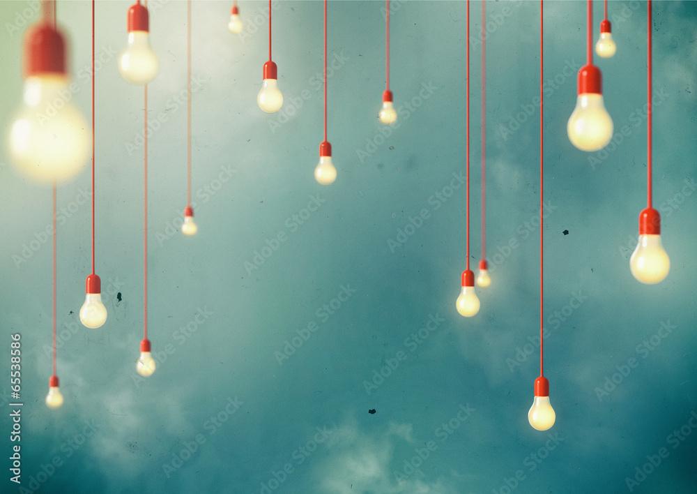 Fototapeta Hanging