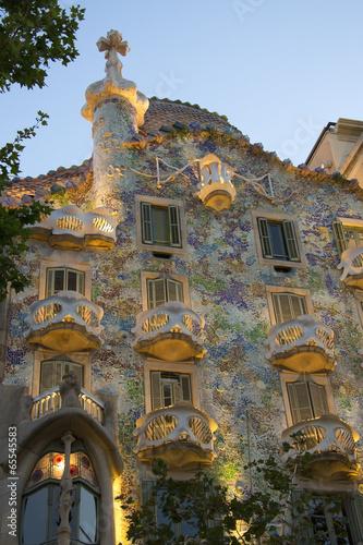 Photo  Casa Batllo - Barcelona - Spain
