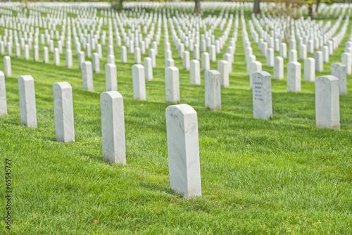 Keuken foto achterwand Begraafplaats arlington cemetery graveyard