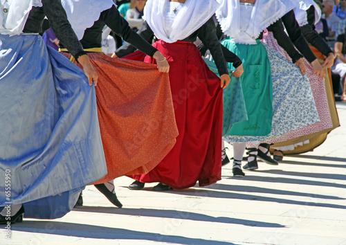 Fotografia Robes provençales
