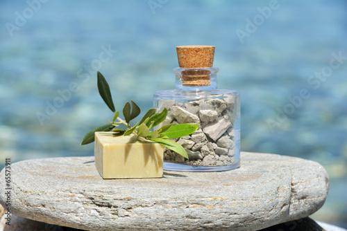 Fotografia, Obraz  Spa still life