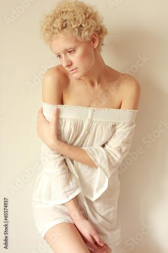 Fényképezés Young scrawny sexy girl