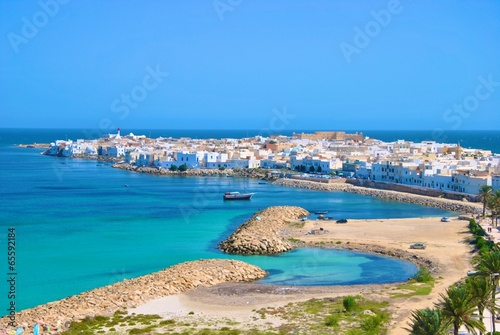 Photo sur Toile Tunisie Mahdia