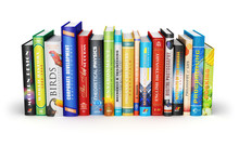 Color Hardcover Books