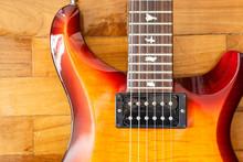 Electric Guitar Cutwat Sunburst Colour