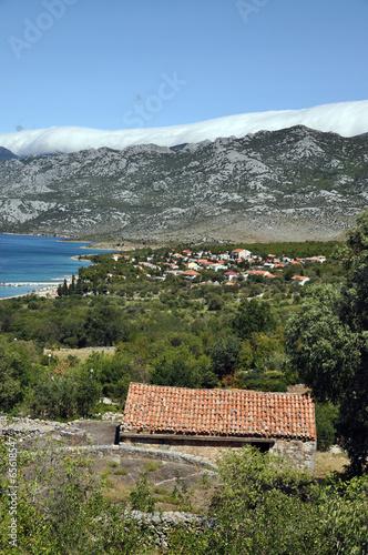 Photo  Kroatische Adriaküste