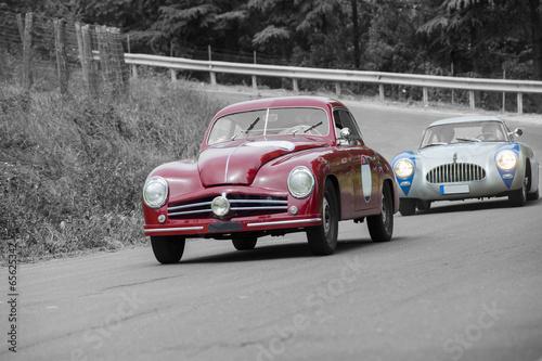 In de dag Vintage cars Vintage car