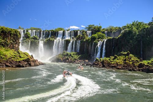 Fotografie, Obraz  Iguazu falls, Argentina