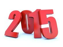 Happy New Year 2015 Calendar Background