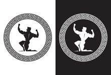 Illustration Of Hercules Insid...