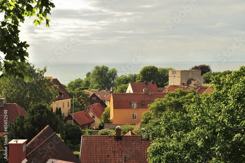 Photo  City of Visby