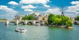 Fototapeta Paris - Berges de la Seine à Paris