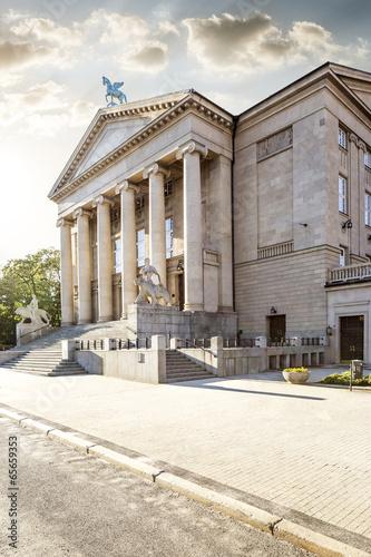 Grand Theater in Poznan