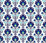 Polish folk pattern