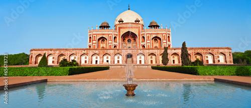 Stickers pour porte Delhi Humayun's Tomb