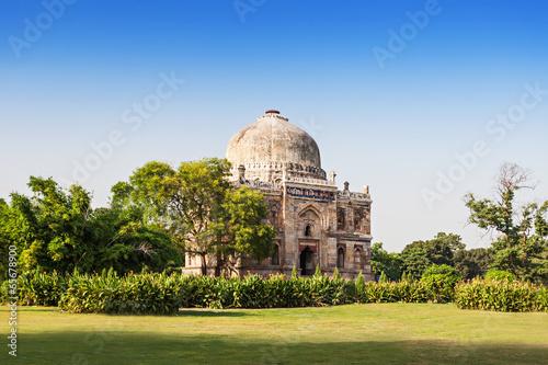 Staande foto India Lodi Gardens
