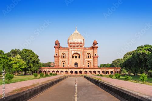 Staande foto India Safdarjung's Tomb