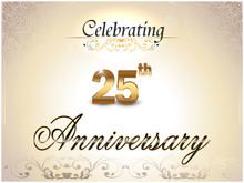 25 Year Anniversary Golden Label, 25th Anniversary