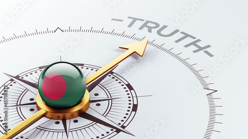 Bangladesh Truth Concept Wallpaper Mural