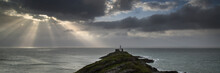 Landscape Panorama Of Mumbles ...