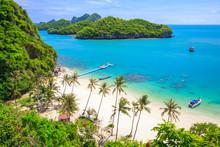 Angthong National Marine Park,...