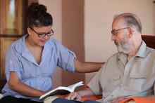Companion Or Granchild Reading...