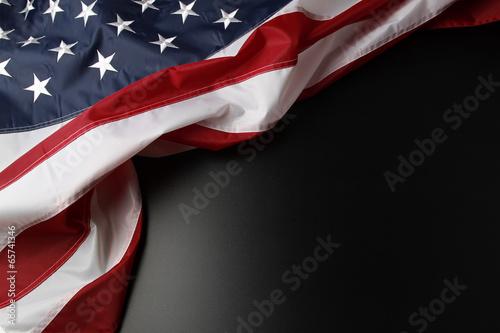 Fotomural American flag